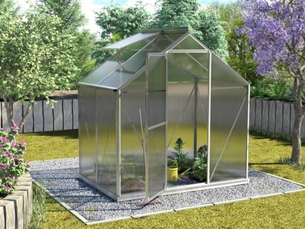 Vitavia Gewächshaus Triton 2500 HKP 4 mm Alu